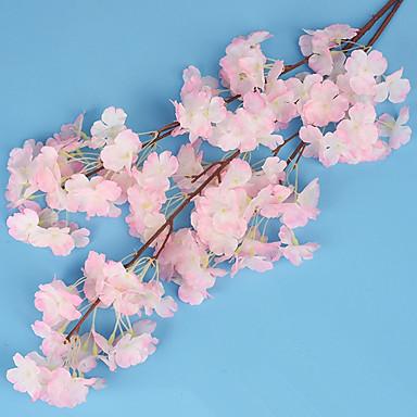 1 Gałąź Jedwab Sztuczne Kwiaty 100