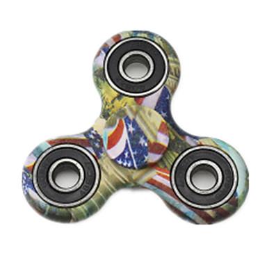 Fidget Spinners Przędzarka ręczna Zabawki Wysoka prędkość Zwalnia ADD, ADHD, niepokój, autyzm Za czas zabicia Focus Toy Stres i niepokój