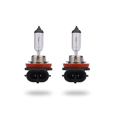 Gmy® araba lambası h8 12v 35w açık 2'li