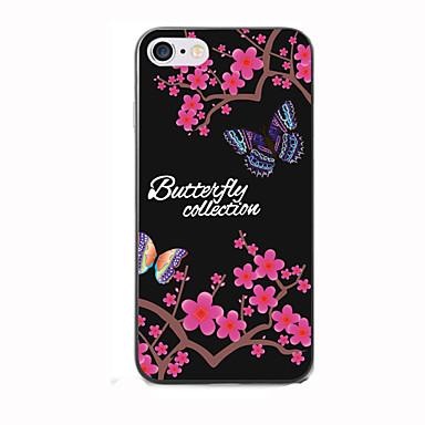 Varten Kuvio Etui Takakuori Etui Kukka Pehmeä TPU varten AppleiPhone 7 Plus iPhone 7 iPhone 6s Plus iPhone 6 Plus iPhone 6s iPhone 6