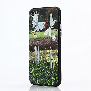 Na Wzór Kılıf Etui na tył Kılıf Motyl Twarde PC na Apple iPhone 7 Plus iPhone 7 iPhone 6s Plus iPhone 6 Plus iPhone 6s iphone 6