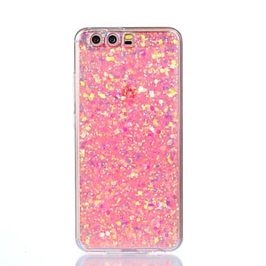 hoesje Voor Huawei P9 Lite Huawei Huawei P8 Lite Patroon Achterkant Glitterglans Zacht Acryl voor P10 Lite P10 Huawei P9 Lite P8 Lite