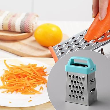 1 szt Obieraczka & Tarka Cutter & Slicer For dla owoców warzyw Plastik Stal nierdzewna Wysoka jakość Kreatywny gadżet kuchenny