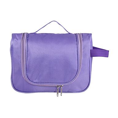 منظم أغراض السفر حقيبة أدوات تجميل للسفر حقيبة مستحضرات التجميل حقيبة أدوات تجميل مقاوم للماء المحمول قابلة للطى تخزين السفر متعددة