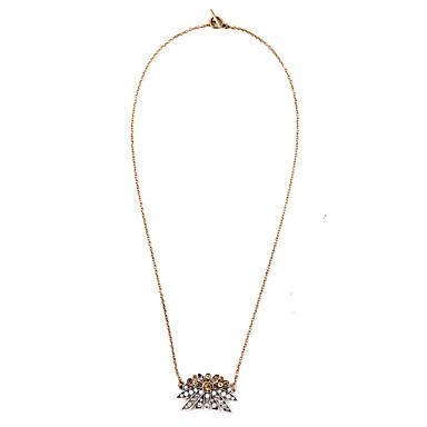 Γυναικεία Σκέλη Κολιέ Geometric Shape Εξατομικευόμενο κοσμήματα πολυτελείας Ουράνιο Τόξο Κοσμήματα Για Γάμου 1pc