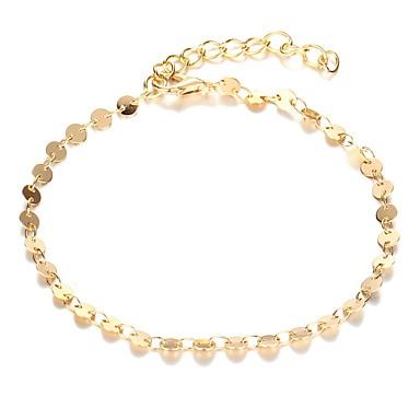 Dames Vorm Meetkundig Uniek ontwerp Choker kettingen Legering Choker kettingen Feest Dagelijks Causaal Kostuum juwelen