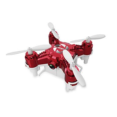 RC Dron 124C 4 Kalały Oś 6 2,4G Z kamerą HD 2.0MP 200 Zdalnie sterowany quadrocopter Lampy LED Powrót Po Naciśnięciu Jednego Przycisku