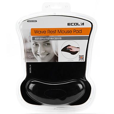 Șoarece mouse pad mare super confortabil pro-fit tip încheietura mâinii ergonomice