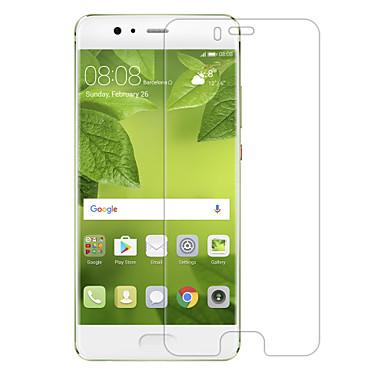 Σκληρυμένο Γυαλί Προστατευτικό οθόνης για Huawei Huawei P10 Προστατευτικό μπροστινής οθόνης Υψηλή Ανάλυση (HD) Επίπεδο σκληρότητας 9H