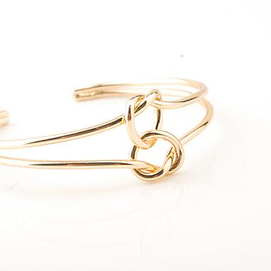 Pentru femei Brățări Bantă Bijuterii La modă Articole de ceramică Auriu Argintiu Bijuterii Pentru Petrecere Ocazie specială Zi de Naștere