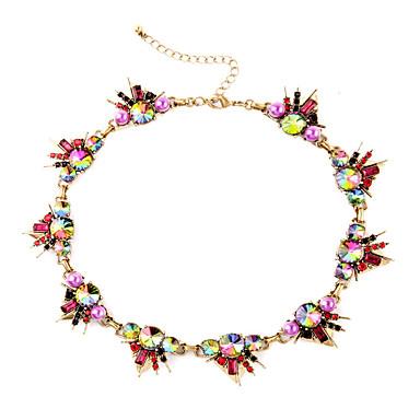 Pentru femei Lănțișoare Cristal La modă Personalizat Euramerican stil minimalist Bijuterii Pentru Nuntă Petrecere