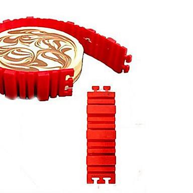 bakvorm voor Cake Other Silicone Doe-het-zelf Anti-aanbak Milieuvriendelijk Kerstmis Verjaardag