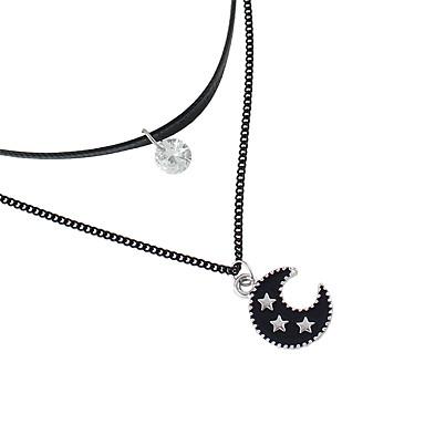 Damen Herrn Halsketten Imitierte Perlen Tropfen Basis Acryl Schmuck Für Alltag Normal 1 Stück