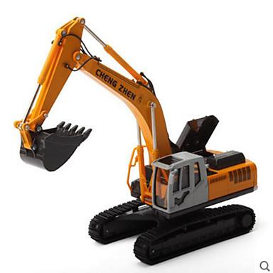 Baustellenfahrzeuge Aushubmaschine Spielzeug-LKWs & -Baustellenfahrzeuge Spielzeug-Autos Metal Kinder Spielzeuge Geschenk