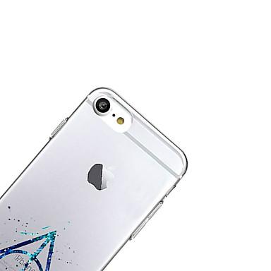 8 8 Ultra Per Apple iPhone Plus TPU sottile 8 Per X X iPhone per iPhone Geometrica Fantasia iPhone retro Custodia iPhone 05759782 disegno Morbido XHFxqY