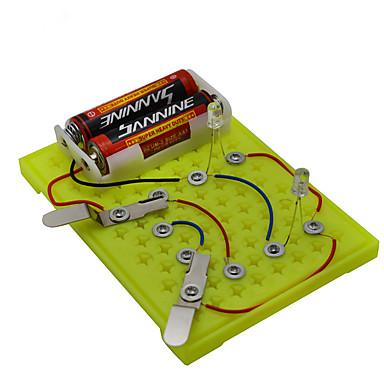 ألعاب للأولاد اكتشاف ألعاب ألعاب العلوم و الاكتشاف مربع معدن بلاستيك