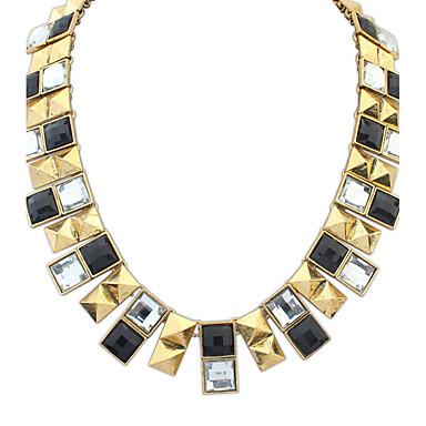 للمرأة فروع القلائد مجوهرات مجوهرات كريستال جوهرة سبيكة موضة شخصية euramerican في مجوهرات من أجل حزب مناسبة خاصة
