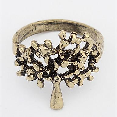 Dames Bandringen Ring Sieraden Basisontwerp Uniek ontwerp Logostijl Parel leuke Style Euramerican Doe-het-zelf Victoriaans Opvallende