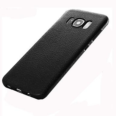Kılıf Na Samsung Galaxy S8 Plus S8 Wytłaczany wzór Etui na tył Solid Color Miękkie TPU na S8 S8 Plus