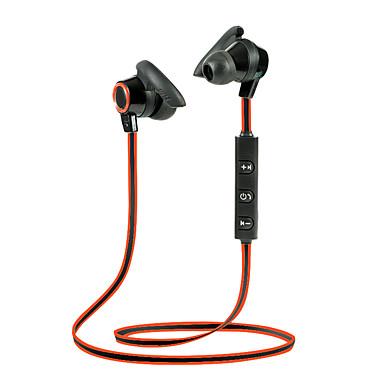 soyto Kablosuz Kulaklıklar Dinamik Plastik Spor ve Fitness Kulaklık Ses Kontrollü Mikrofon ile kulaklık