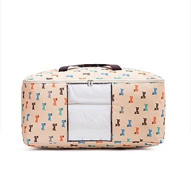 منظم أغراض السفر المحمول سعة كبيرة سميك تخزين السفر إلى ملابس أكسفورد نايلون /
