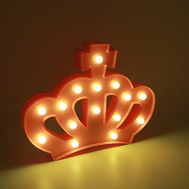 1pc 3d nachtlamp kunststof led lamp kinderkamer slaapkamer nachtlamp feest trouw decoraties