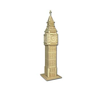 3D-puzzels Speeltjes Beroemd gebouw Unisex Stuks