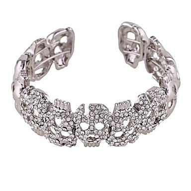 للمرأة أساور موضة هيب هوب سبيكة Round Shape مجوهرات إلى زفاف حزب 1PC