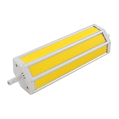 14W 350 lm R7S LED ضوء سبوت أنبوب 3 الأضواء COB أبيض دافئ أبيض كول AC85-265 أس 85-265V
