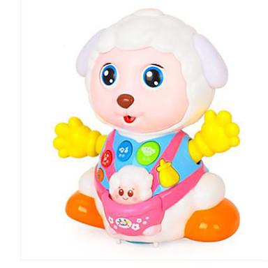 HUILE TOYS Zabawki Zabawka edukacyjna Zabawki Animals Elektryczny Okrągły Owca Plastikowy Sztuk Prezent
