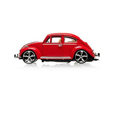 Speelgoedauto's Modelauto Klassieke auto Speeltjes Simulatie Automatisch Metaal Stuks Jongens Unisex Geschenk