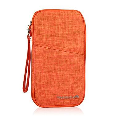 Organizator Bagaj de Călătorie Geantă Cosmetice Portofel Pașaport Protecție Card Credit Portabil Depozitare Călătorie Multifuncțional