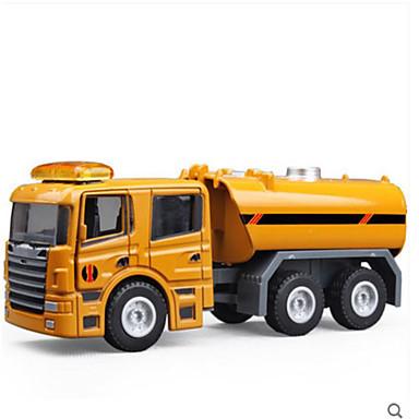 Jucării pentru mașini Jucarii Vehicul de Construcție Camion Jucarii Pătrat Aliaj Metalic Bucăți Cadou