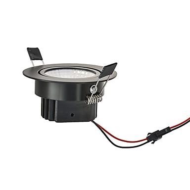 6W 2G11 LED-neerstralers Verzonken ombouw 1 COB 540 lm Warm wit Koel wit K Dimbaar Decoratief AC 220-240 AC 110-130 V
