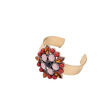 Pentru femei Brățări Bantă Prietenie La modă Aliaj Flower Shape Bijuterii Pentru 1 buc
