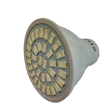 2W GU10 GU5,3(MR16) E27 LED-kasvivalo MR16 35 LEDit SMD 5733 Punainen Sininen 99-222lm 2700-3500K AC110 AC220V