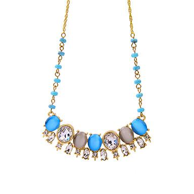 Pentru femei Lănțișoare Cristal Personalizat Euramerican stil minimalist Bijuterii Pentru Nuntă Petrecere
