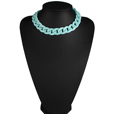 Pentru femei Coliere Choker Bijuterii Bijuterii Teracotă Modă Euramerican Bijuterii Pentru Petrecere