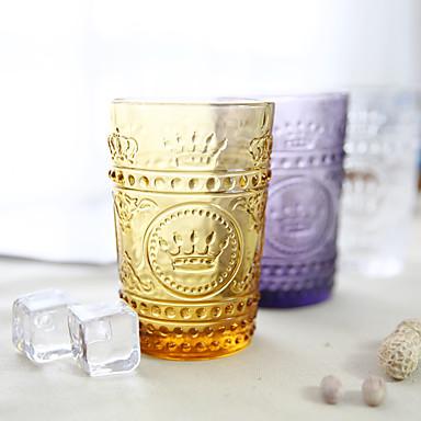 värillinen uutuus drinkware 250 ml poikaystävä lahja tyttöystävä lahja lasi olutta mehua lasi