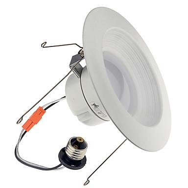 Youoklight 1szt e26 / e27 13-15w 1200lm ac110-130v 30 * 5730 smd ciepły biały / zimny biały diodowy ściemniony oświetlenie sufitu