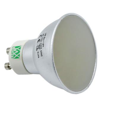 YWXLIGHT® 5W 400-500lm GU10 GU5.3 (MR16) LED-spotlampen MR16 128 LED-kralen SMD 3014 Dimbaar Decoratief Warm wit Koel wit Natuurlijk wit