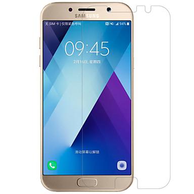 Ekran Koruyucu Samsung Galaxy için A7 (2017) PET 1 parça Ön Ekran Koruyucu Ultra İnce Aynalı Yüksek Tanımlama (HD)