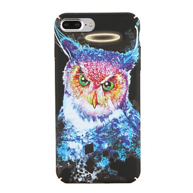 Pentru Apple iphone 7 7plus model caz spate caz acoperă owl hard pc 6s plus 6 plus 6s 6