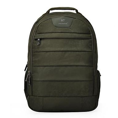 هوسن هس-359 15 بوصة محمول حقيبة للجنسين النايلون للماء تنفس حقيبة الكتف حزمة الأعمال لباد الكمبيوتر و الكمبيوتر اللوحي