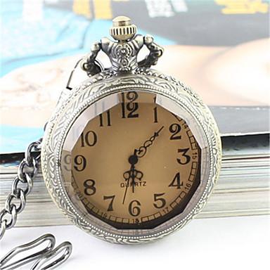 Herrn Modeuhr Armbanduhr Taschenuhr Quartz Legierung Band Silber