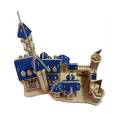 Legpuzzels 3D-puzzels Bouw blokken DHZ-speelgoed Hout
