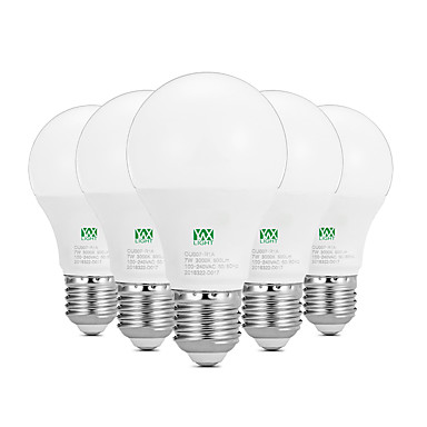 YWXLIGHT® 7W 600-700 lm E26/E27 مصابيح كروية LED 14 الأضواء SMD 2835 ديكور أبيض دافئ أبيض AC100-240