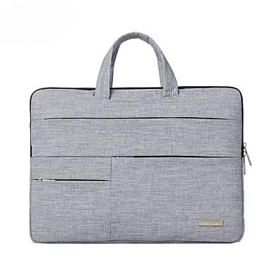 13.3 14.1 15.6 inch multi-buzunar ultra-subțire pungă de notebook pentru notebook geanta de mână sac sac pentru suprafață / dell / hp /