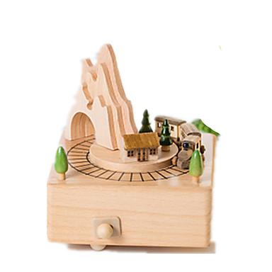 Spieluhr Sphäre Model & Building Toy Plastik Unisex