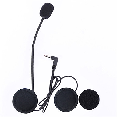 Vnetphone υποδοχή 3.5mm βύσμα v6 ενδοσυνεννόηση v4 ενδοεπικοινωνία αξεσουάρ ακουστικών ακουστικό στερεοφωνικό κοστούμι για v6